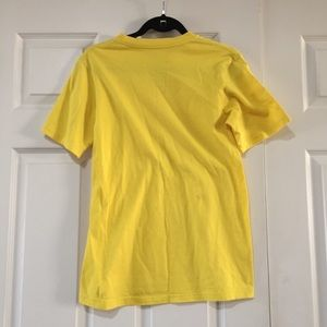 Nike Tops - Bright Yellow Nike T-Shirt